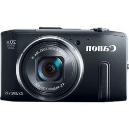 Canon PowerShot SX280 12.1MP Digital Camera with 20x Optical