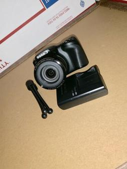 Canon PowerShot Sx420 Is 20mp WiFi / NFC Enabled 42x Optical