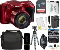Canon PowerShot SX420 IS 20MP 42x Super Zoom Digital Camera