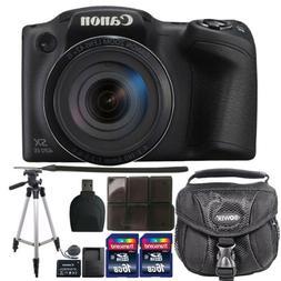 Canon PowerShot SX420 IS HD Wi-Fi 20MP Digital Camera 32GB A