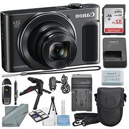 Canon PowerShot SX620 HS Digital Camera along with 32GB, Del