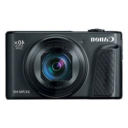 Canon PowerShot SX740 HS 20.3MP 4K Digital Camera 40x Optica