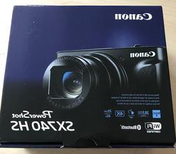 Canon PowerShot SX740 HS 20.3MP Point & Shoot Digital Camera