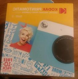Kodak PRINTOMATIC Digital Instant Print Camera - Blue BRAND