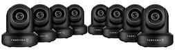 8-Pack Amcrest ProHD 1080P WiFi/Wireless IP Security Camera