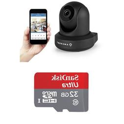 Amcrest ProHD 1080P WiFi Wireless IP Security Camera with 32