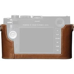Leica Camera Protector for M Type 240 Digital Camera, Cognac