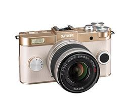 Pentax Q-S1 02 12.4MP Mirrorless Digital Camera with 3-Inch