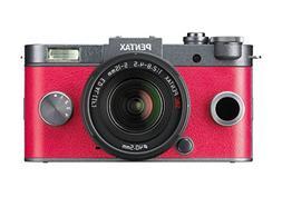 Pentax PENTAX Q-S1 02 Zoom Kit  12.4MP Mirrorless Digital Ca