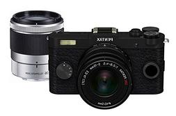 Pentax PENTAX Q-S1 02, 06 Zoom Kit  12.4MP Mirrorless Digita