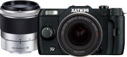 Pentax Q10 12.4 Mp Digital Camera - Black