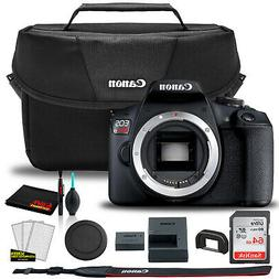 Canon Rebel T7 DSLR Camera  + Canon Bag + Sandisk 64GB Card