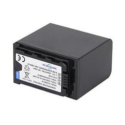 JINGNENGTE® 7800mAh Replacement digital camera batteries VW