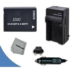 High Capacity Replacement Panasonic DMW-BGC10 / DMW-BGC10PP