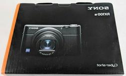 Sony RX100 VII Premium Compact Camera W/1.0-type stacked CMO