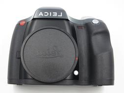 Leica S-E Typ 006 Medium Format SLR 37.5 CCD Box, Battery, C