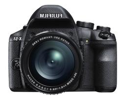 FUJIFILM Digital Camera X-S1 12MP 2/3-inch EXR-CMOS Wide ang