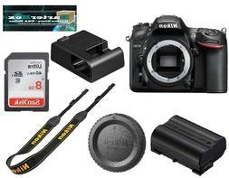 Sale Nikon D7200 24.2 Mp Digital Slr Camera Body 1554 + Free