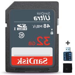 SanDisk 32GB Ultra Memory Card