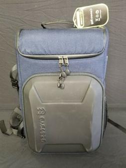 Evecase Shell DSLR Camera Bag Backpack, Laptop Waterproof Ca