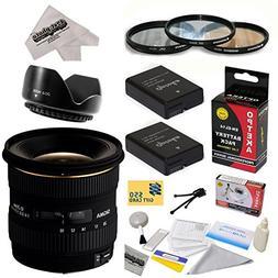 Sigma 10-20mm f/4-5.6 EX DC HSM Autofocus Lens For the Nikon