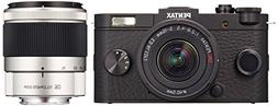 Pentax single-lens camera  double zoom kit regular color PEN