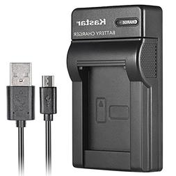 Kastar Slim USB Charger for Canon NB-13L, NB13L and Canon Po
