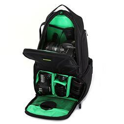 DCRYWRX Sling Bag Style Camera Case Backpack Waterproof Rain