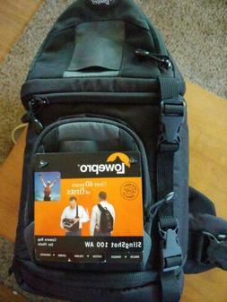 Lowepro SlingShot 100 AW All-Weather Digital Camera Backpack