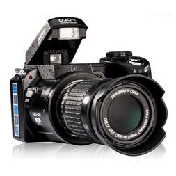 Digital SLR Camera 16MP 3.0-Inch LCD Full-HD With 16X Optica