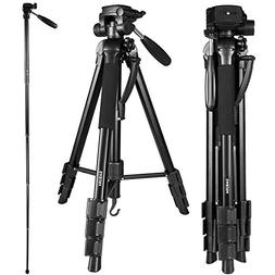 Crazefoto 70 inches Professional Digital SLR Camera Aluminum