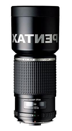 Pentax SMCP-FA 645 200mm f/4  Telephoto Auto Focus Lens - US