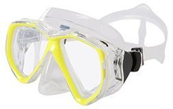 Snorkel Mask - Mask Snorkel - Double Lens diving mask Perfec