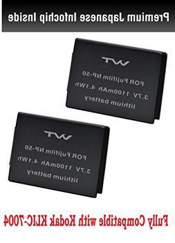 SNS-Nixxell Battery for Kodak KLIC-7004 Kodak EasyShare M10