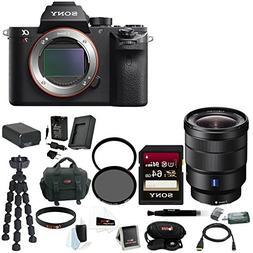 Sony Alpha a7RII Mirrorless Digital Camera  with 16-35mm Len