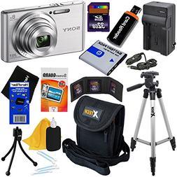 Sony Cyber-shot DSC-W830 20.1 MP Digital Camera with 8x Zoom
