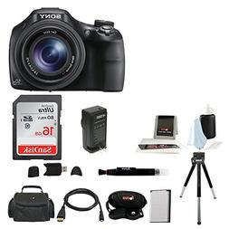 Sony Cyber-shot DSC-HX400 Digital Camera  with 16GB Accessor