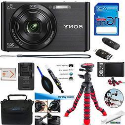 Sony DSC-W830 Digital Camera  - Deal-Expo Essential Accessor
