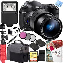 Sony RX10 IV Cyber-Shot High Zoom 20.1MP Camera with 24-600m