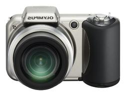 Olympus SP-600UZ 12MP Digital Camera with 15x Wide Angle Dua