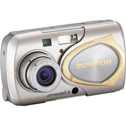 Olympus Stylus 410 4MP Digital Camera with 3x Optical Zoom