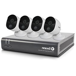 Swann SWDVK-845804-US Full HD  Surveillance Camera System, 8