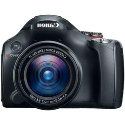 Canon SX40 HS 12.1MP Digital Camera with 35x Wide Angle Opti