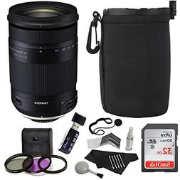 Tamron 18-400mm F/3.5-6.3 DI-II VC HLD All-in-One Zoom  for