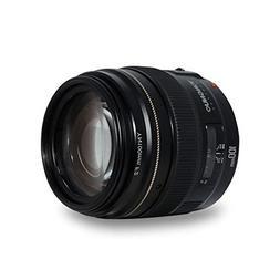 YONGNUO 100MM F2.0 Medium Telephoto Fixed Lens for Canon EOS