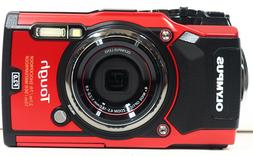 Olympus TG-5 12MP 4x Optical Zoom F2.0 Hi-Speed Lens Wi-Fi D