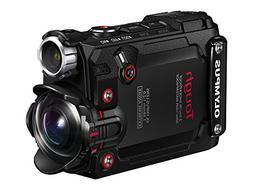 0lympus TG-Tracker Action Camera - Black
