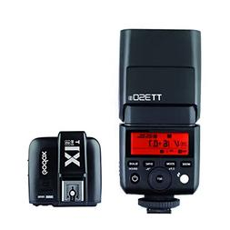 Godox Thinklite TTL TT350S Mini Camera Flash High Speed 1/80