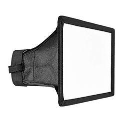 "Neewer 8""x6""/20x15cm Translucent Softbox Flash Diffuser Cano"