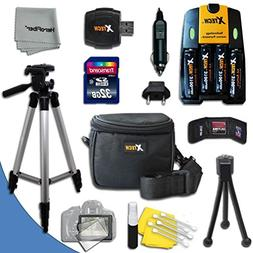 Ultimate Accessory Kit for Canon Powershot A720 IS, A710 IS,